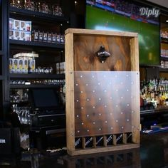 DIY Drinko Plinko is going to change the way you party. In the BEST way. #crafty…