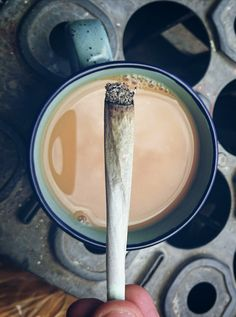 now that's wakin & bakin.