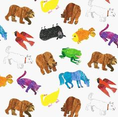 Eric Carle Animals