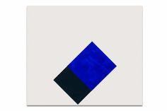 "Deborah Salt, Untitled, 2009 22"" X 25"" Acrylic on Paper"