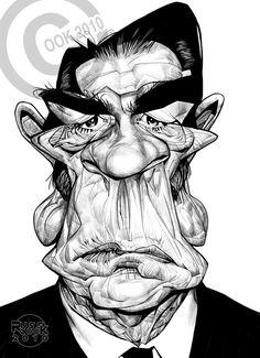 Tommy Lee Jones by RussCook on DeviantArt