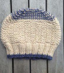 Håndstrikket Hue! / Hand knitted hat!