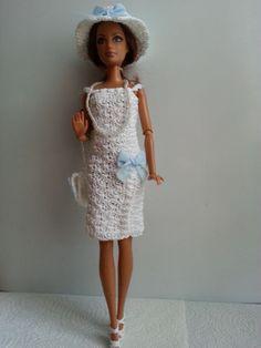 vêtement poupée mannequin Barbie (254)                                                                                                                                                                                 Plus