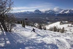 Cheap winter flights to Canada planned (image courtesy skilouise.com): news@silvertraveladvisor.com