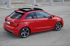 Audi A1 avec toit ouvrant Audi A1, 2020 Vision, Car Manufacturers, Custom Cars, Automobile, Notebook, Group, Vehicles, Board