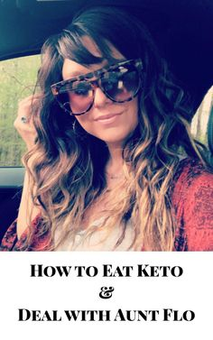 "If you are here that means you are 2 things : a lady, and a keto chick. Whether you are new to keto or have been eating this way for a while, you know the struggle some of us face during that lovely time of the month. I lovingly refer to it as ""Shark Week""…"