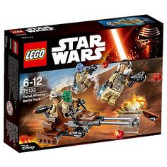 LEGO® Star Wars™ Rebel Alliance Battle Pack 75133 – Target Australia