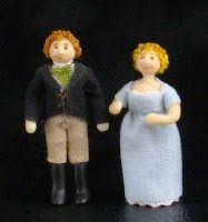 A Trifle Small: dolls