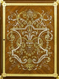 Louis XIV Boulle Cabinet by Linke Circa 1880 - This exquisite French Louis XIV style cabinet is based on a model by the legendary cabinetmaker André-Charles Boulle, and was crafted by one of France's most celebrated ébénistes, François Linke. The masterfully crafted piece is lavishly ornamented with complex Boulle marquetry with the undeniable skill and artistry for which Linke is renowned. Accented with finely cast doré bronze mounts in the form of putti herms and paterae, this exceptional…