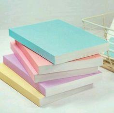 Pastel Journals