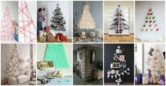 Hey there lovers of space-saving interiors! In this article you are going to see 15 Space-Saving Christmas Trees That Will Impress You, so make sure you don't miss them. Space usually limits us to live