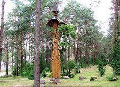 Digital Picture/Photo/Wallpaper/Desktop Background/Wooden/Sculpture/Lithuania #2 #Realism