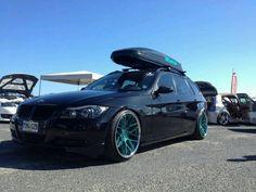 BMW Serie 3 Hellaflush