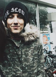 Oliver Sykes❤❤❤❤❤❤