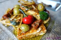 veg-i-vet: Nakládané tofu