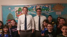 5th grade teachers were twinning today. #byrampride