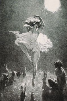 https://flic.kr/p/L2gfyb | Norman Lindsay - The Audience, 1925 | monsterbrains.blogspot.com/2016/08/norman-lindsay.html