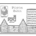 This easy to make Pilgrim cabin is a must for your Thanksgiving unit. Simply print on cardstock and assemble. Have fun teaching :)...