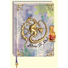 Descendants Mals Diary in Acetate Box