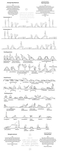 Beginner Sequence to Astanga Yoga