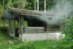 Kynäsjoen eräpalvelu · Toiminta · Savusauna