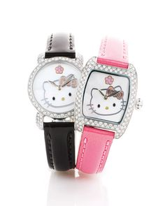 Hello Kitty is the best-known of the many Sanrio characters.