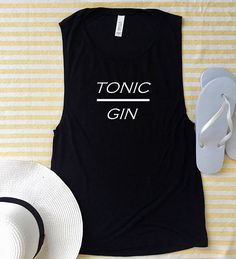 A personal favorite from my Etsy shop https://www.etsy.com/listing/508876780/gin-tonic-drinking-tank-gangsta-rap