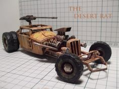 POST APOCALYPSE Vehicle Collection - Scale Auto Magazine - For building plastic & resin scale model cars, trucks, motorcycles, & dioramas Rat Rod Trucks, Rat Rods, Rat Rod Pickup, Rat Rod Cars, Dually Trucks, Dodge Trucks, Truck Drivers, Pickup Trucks, Diesel Trucks