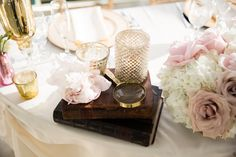 Check out today's Garden Chic themed wedding, captured by Natarsha Wright Photography!