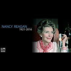 RIP Nancy Reagan. Get To Know Me! Add me on snapchat: RealTSFD JOINT INSTAGRAM: @thepoliticalsavages Partners: : @The_Typical_Liberal @tomorrowsconservatives  @conservativeprincess  @conservatives.united  @conservativemovement  @too_savage_for_liberals  @donaldjtrumpfor2016  @usa_ohio_conservative by too_savage_for_democrats