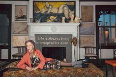 The Advanced Style Of Beatrix Ost | ADVANCED STYLE | Bloglovin'