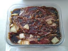 Korean Barbecue You've Ever Tasted The Best Korean BBQ You've Ever Tasted! This was by far the best beef marinade I've ever made.The Best Korean BBQ You've Ever Tasted! This was by far the best beef marinade I've ever made. Best Korean Bbq, Korean Food, Chinese Food, Korean Bbq Beef, Korean Short Ribs Oven, Korean Bbq Tacos, Korean Ribs, Kalbi Recipe, Barbecue