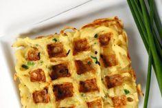 RECEPT. Hartige ontbijtwafels met pastinaak Extra eitje + sojaroom toevoegen, bakken in ijzer vr fijne wafeltjes