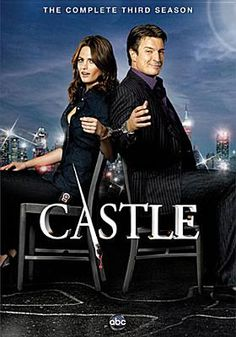 DVD: Castle: The complete third season
