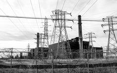 The Huntley Generating Station in Tonawanda, New York.