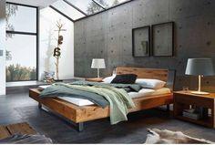 Hasena Wild-Oak Aosta Bett
