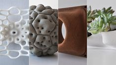 Rael San Fratello and SF design house Emerging Objects have figured out how to use 3D printing to create objects for the built environment using recycled materials