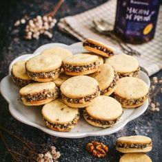 Fursecuri cu magiun de prune şi nuci | Bucate Aromate Cheesecake, Muffin, Breakfast, Desserts, Food, Morning Coffee, Tailgate Desserts, Deserts, Cheesecakes