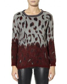 Maison Scotch Biker sweater