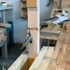 New to woodworking or having trouble with certain projects? Whether you are a beginning woodworker or expert, these tips from the pros will speed up and simplify your projects. Improve your DIY skills Woodworking Techniques, Woodworking Projects Diy, Woodworking Jigs, Woodworking Furniture, Wood Projects, Popular Woodworking, Welding Projects, Diy Furniture Videos, Furniture Direct