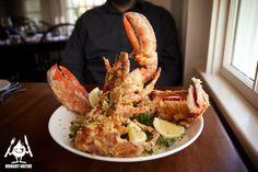 OMG! Kentucky Fried Lobster??? YUM!