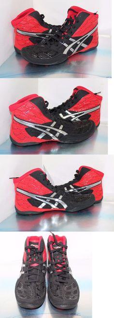 Footwear 79799: Men S Asics Split Second 9 Wrestling Shoes - Size 10 Us -> BUY IT NOW ONLY: $48 on eBay!