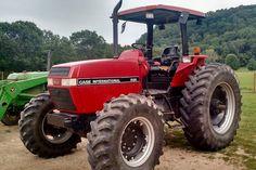 CASE IH 5120 MAXXUM FWD Case Ih Tractors, Heavy Machinery, Heavy Equipment, Farming, David, Brown, Vintage, Tractors, Agriculture