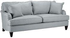 Markham Sofa - Sofas - Custom Upholstery - Living Room Furniture - Furniture | HomeDecorators.com Rowe sofa