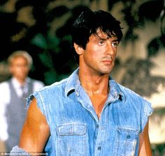 Over The Top - Publicity still of Sylvester Stallone. The image measures 1780 * 1195 pixels and was added on 1 January Rocky Sylvester Stallone, Rocky Stallone, Stallone Movies, Silvester Stallone, Im Only Human, Rocky Balboa, Over The Top, Top Movies, Hollywood Actor