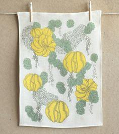 Makelike Tea Towel $28