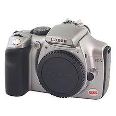 Canon EOS Digital Rebel 6.3 M/P Body