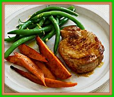 Spice-Rubbed Pork Chops Recipe {49 Credits the Recipe Could be yours}