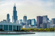 Chicago Skyline, New York Skyline, Building Images, Best Commercials, Commercial Real Estate, Willis Tower, San Francisco Skyline, Free Images, Skyscraper