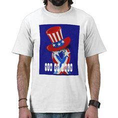 4th of July T Shirts #Zazzle #Redwhiteandblue #4thofjuly